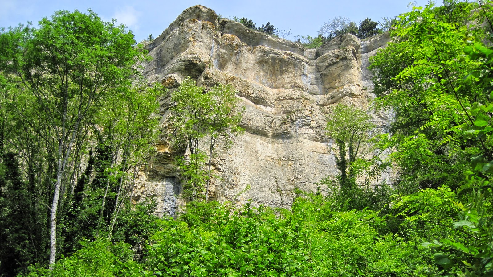 Cormot, climbing Burgundy