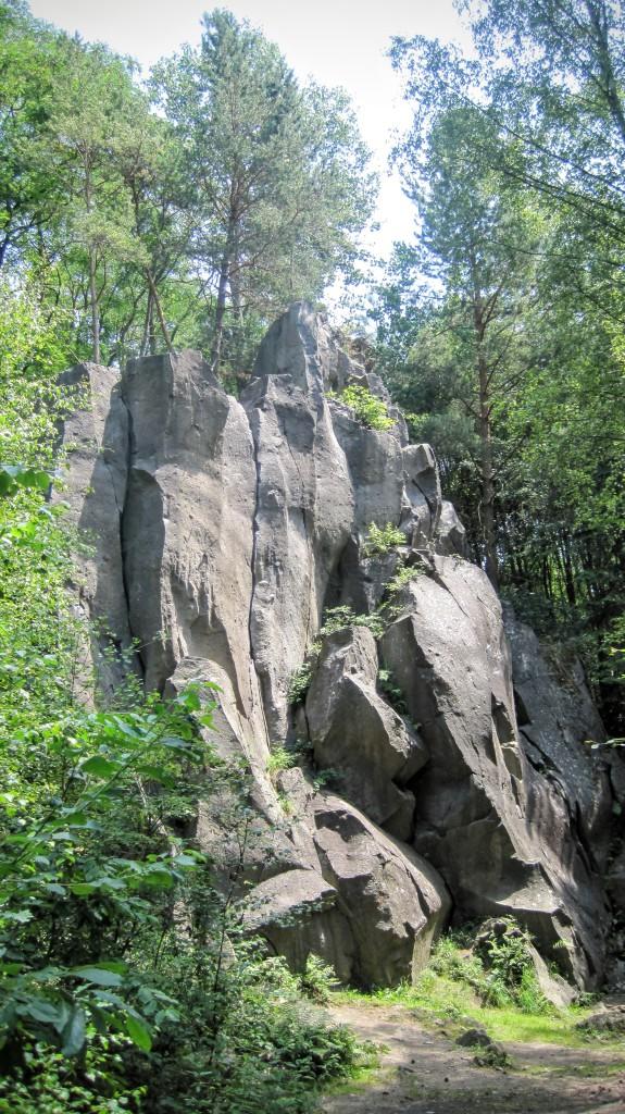 Eifel Boulderen