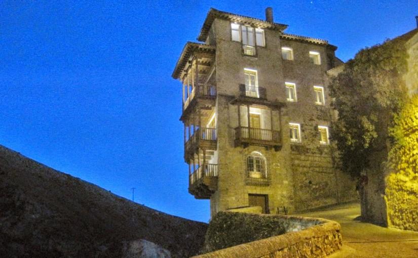 Een heilige klimweek in Cuenca Spanje
