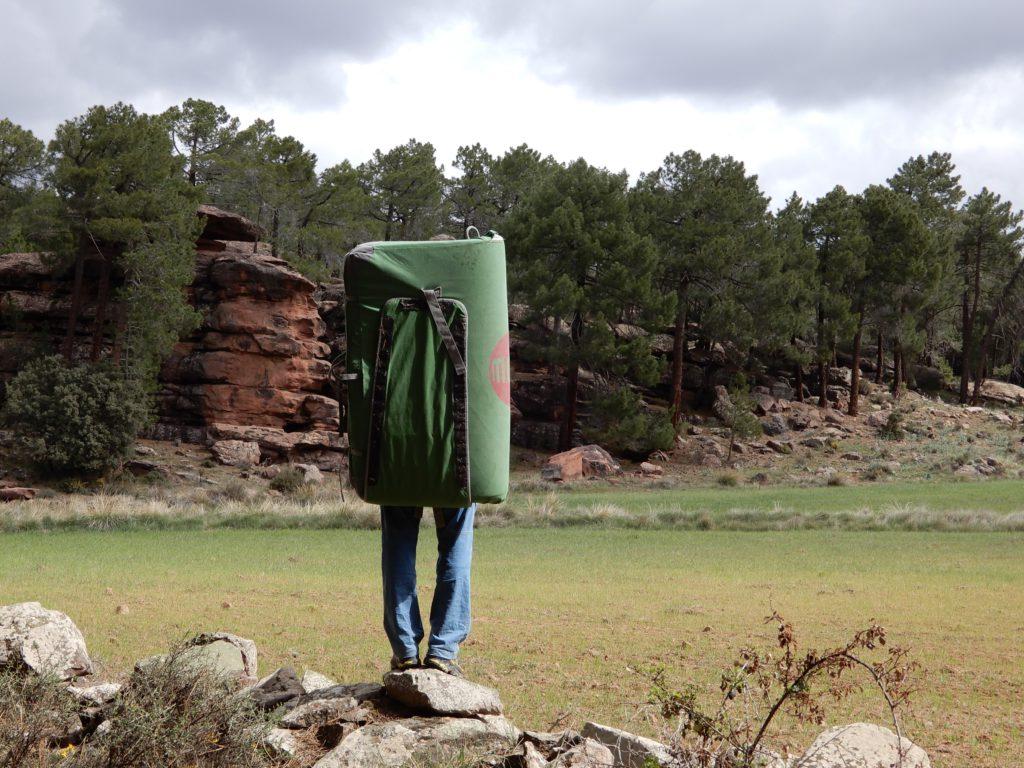 Albarracín crash pad